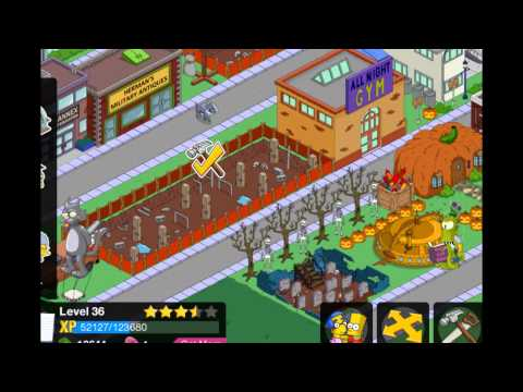 simpsons tapped out casino