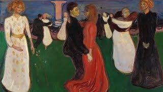 「表現主義画家」エドヴァルド・ムンク(Edvard Munch)の絵画集
