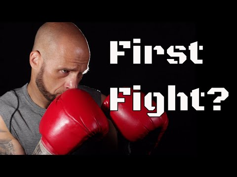 First Fight Preparation Tips