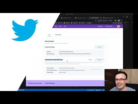 Twitter API In JavaScript - Twitter Monitoring Tutorial