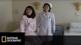 Pracownicy szpitala przedstawili nam idealny obraz funkcjonowania placówki! [Korea Północna]