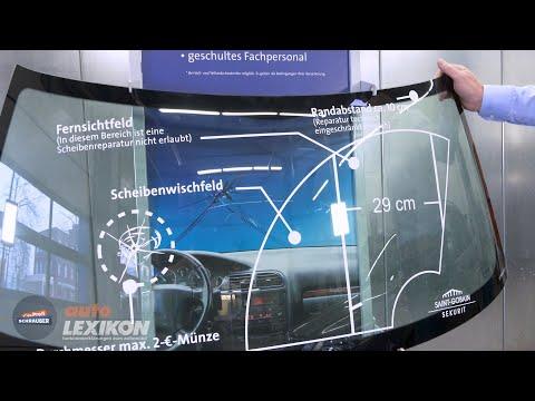 Video: Autoglas/Sicherheitsglas - Infos zu Scheiben [AUTOLEXIKON]