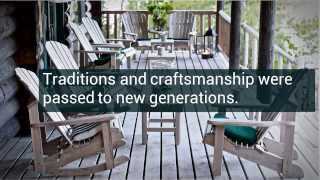 Gannon Creek Adirondack Chairs