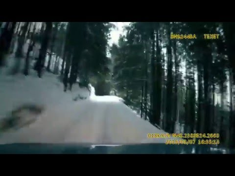 Ukraine Taxi - extreme road to Dragobrat ski resort