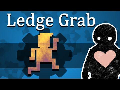 [GameMaker Tutorial] Platform Ledge Grab