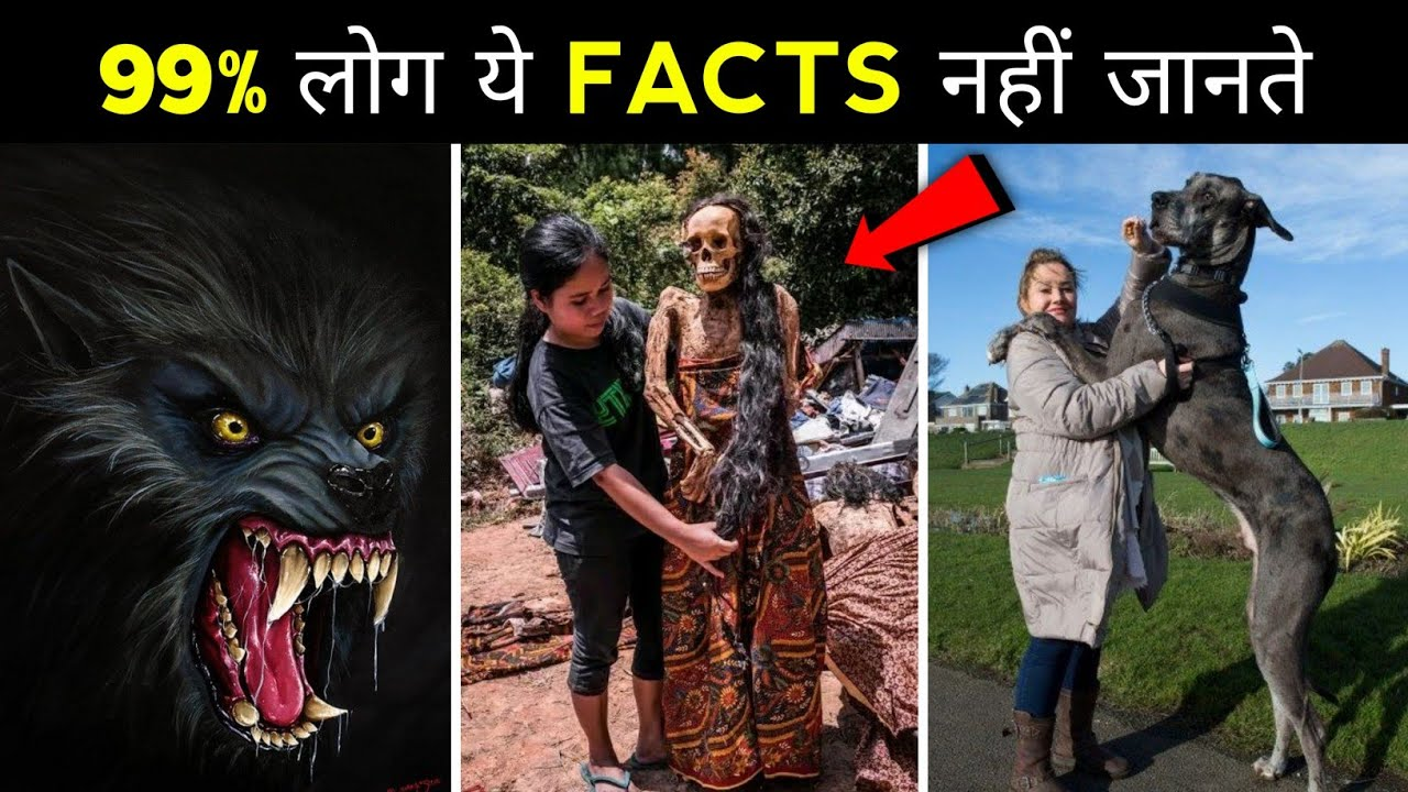 7 गजब के रोचक तथ्य | 7 Most Intresting And Craziest Facts You (Must Watch) | Act on Fact