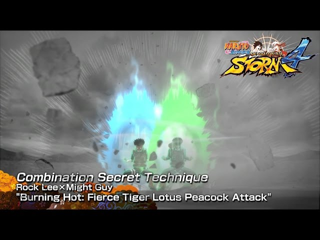 Naruto Shippuden Ultimate Ninja Storm 4 Gaara's Tale DLC Pack Gets