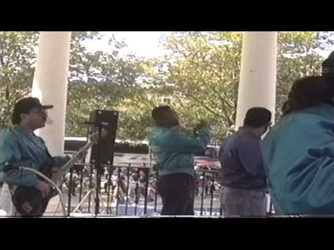 """Sunday Kind Of Love""Bobby Rodriguez & Company at Poe Park Bronx N.Y. Video by Jose Rivera 9/11/94"
