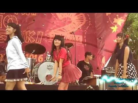 Cindy Gulla - Kokoro no Placard - AKB48 Dance Cover with Masked Kyoudai Team at JANOSHI 2