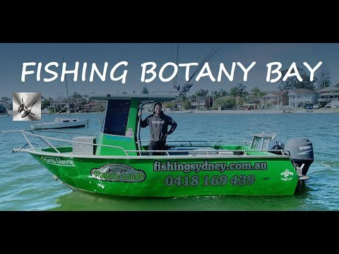 FISHING BOTANY BAY | Fishing & Cooking