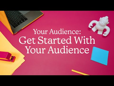 Getting Started with Your Audience in Mailchimp (November 2020)