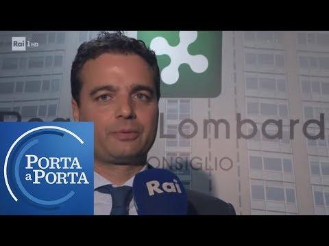 Tangenti In Lombardia: Arrestati Due Dirigenti Di Forza Italia - Porta A Porta 07/05/2019