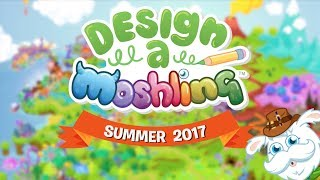 Design a Moshling Competition 2017 is OPEN! | Moshi Monsters Egg Hunt Mobile Game