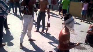 holy week sa maimpis san fernando pampanga 2014 part 3