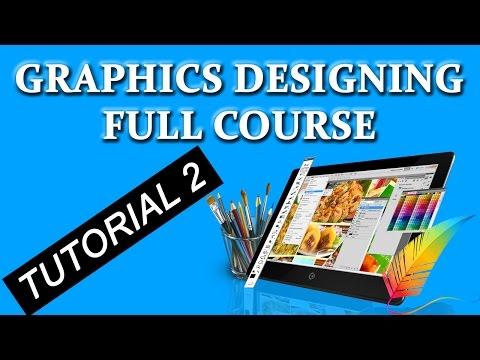 Graphics Designing Full Course in Urdu/Hindi - Tutorial-2