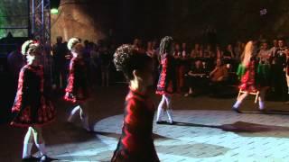scoil rince celtus irish dance festival balver hhle 2013
