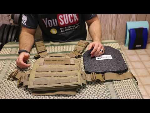 AR500 Armor Veritas Plate Carrier Review
