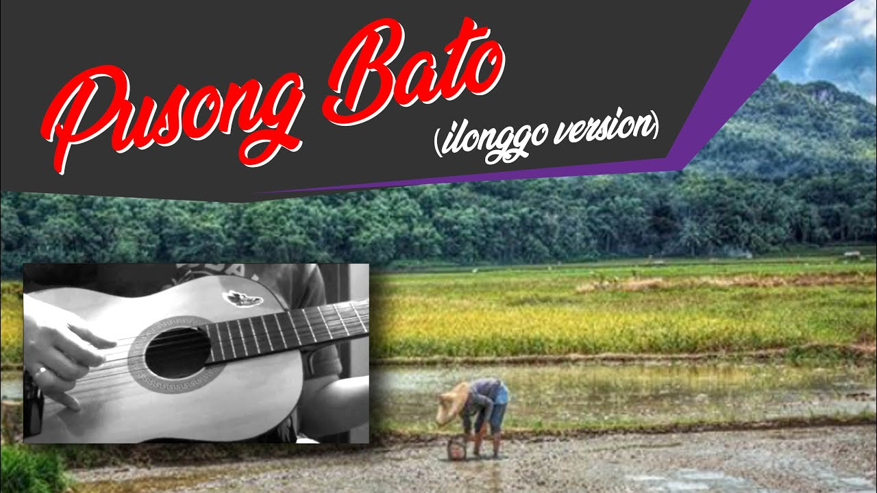 Pusong Bato Ilonggo Version Chords Chordify