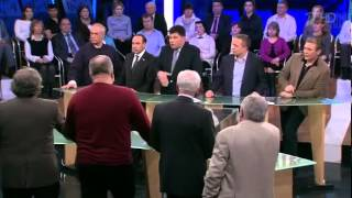 Политика с Петром Толстым 24 02 2014