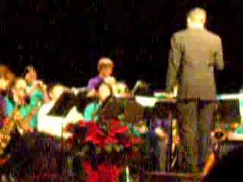 Eastern Greenbrier Middle School Jazz Band