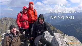 Tatry - Orla Perć -  Granaty od Zadniego do Skrajnego 10 09 2017