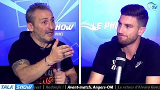 VIDEO: Talk Show : avant-match, Angers-OM