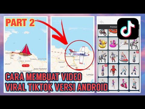 TRENDING, Cara membuat video ukur jarak maps animasi seperti di Android