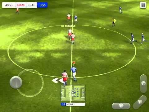 Amazing goals And Skills dream league soccer!!!!