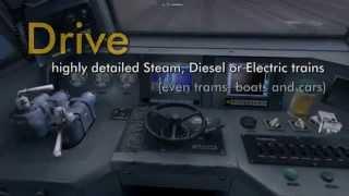 Trainz Simulator - MacUpdate Promo