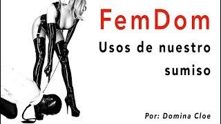 FemDom - Diferentes usos de un sumiso