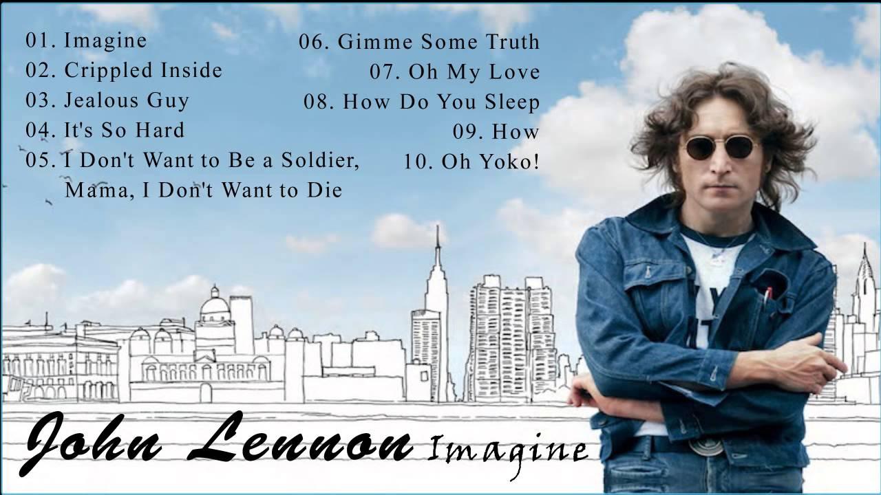 Download John Lennon - Imagine album
