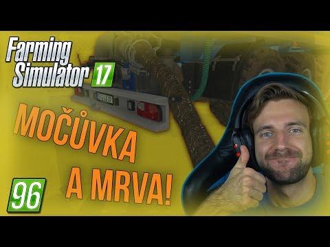 MOČŮVKA A MRVA! | Farming Simulator 17 #96 thumbnail