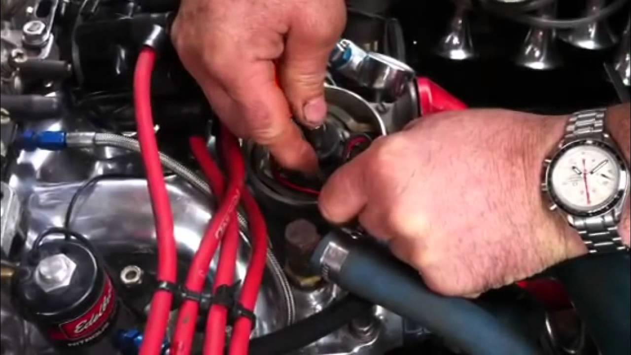 Fitting Accuspark Electronic Ignition Conversion Kit To A Ford 1965 Mustang Wiring