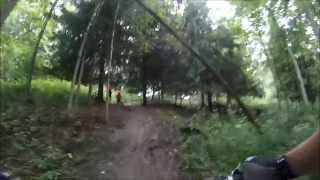 2014 Camp Manatoc Mountain Bike Race
