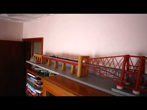 Forth Rail Bridge Working Model