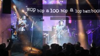"SOUL SAILOR & the fuckers - ""Wop bop a loo bop a lop bam boom"" LIVE @ URBAN 20.01.12"
