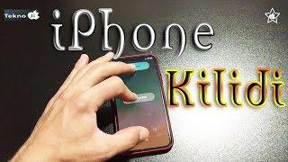 iPhone iCloud Aktivasyon Kilidini Kırmayı dene iPhone X ve 8 / 7 / 6 için İOS 11. +