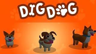 Dig Dog Walkthrough
