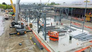 Project - Linwood College, Christchurch 2021 With VIP Structural Steel