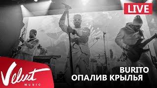 Live: Burito - Опалив крылья (Сольный концерт в RED, 2017г.)