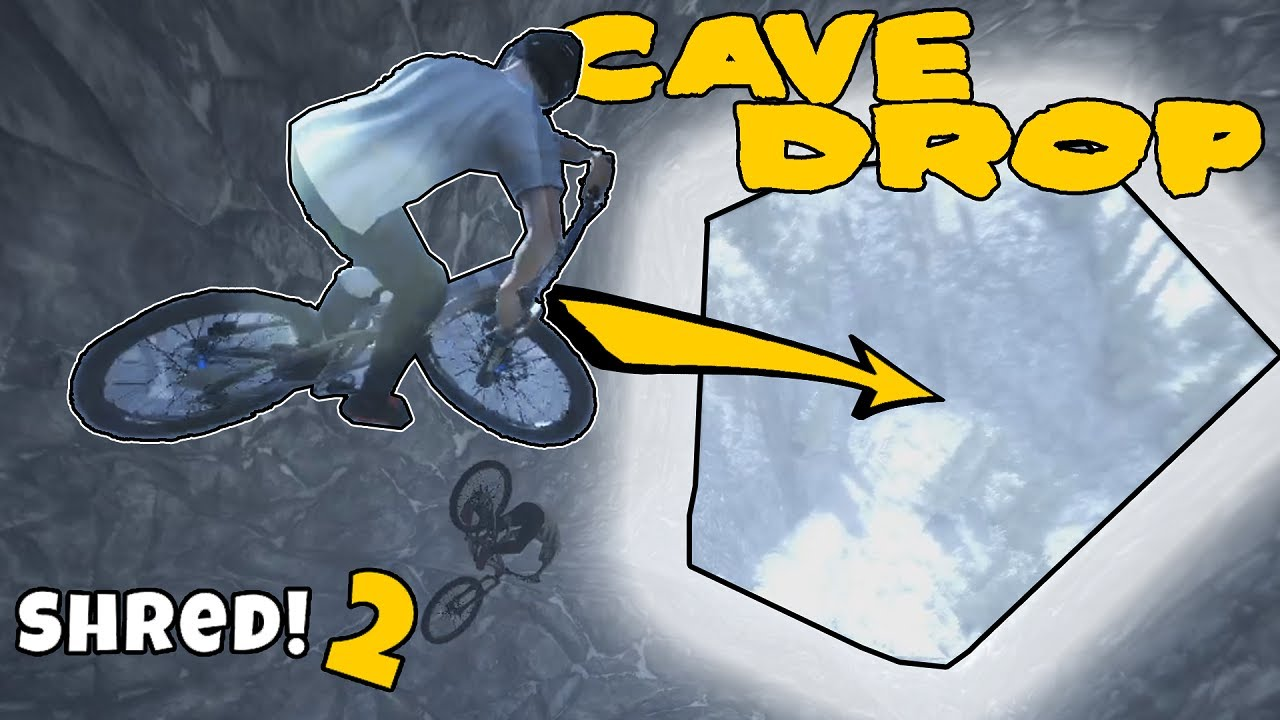 Going HUGE On The Cave Drop! | Shred 2 Ep. 2