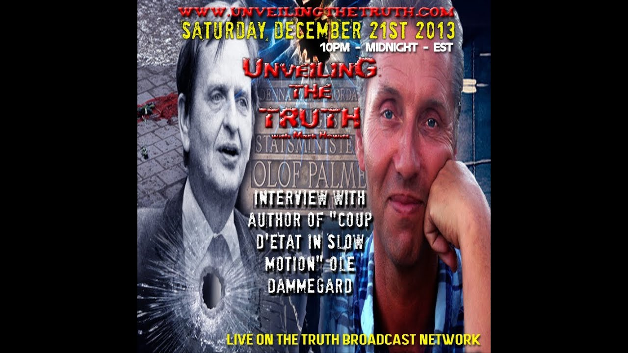 Unveiling The Truth #11: Interview With Author Ole Dammegard