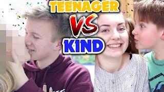 ERSTE FREUNDIN - Teenager vs Kind 💑 thumbnail