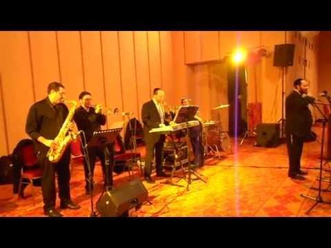 Bamberger Brothers: playing at Yuda's Bar mitzva