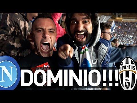 NAPOLI 1-1 JUVENTUS | QUESTO E' CALCIO!!! LIVE REACTION GOAL HAMSIK CURVA B HD