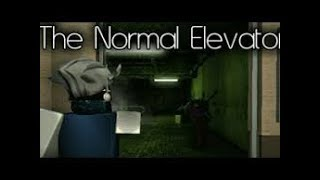 A senha da porta-(Roblox The Normal Elevator)