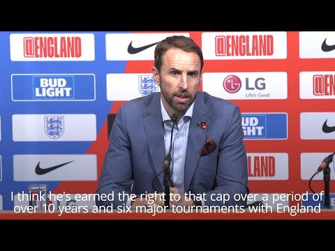 Gareth Southgate - 'Wayne Rooney Deserves Final England Tribute With 120th Cap'