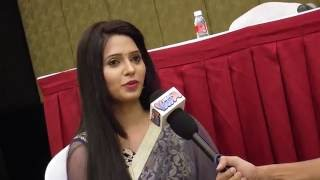 mere angne mein star plus serial Roshni  Rastogi Interview A VISHU