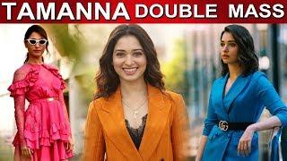Tamannah double mass