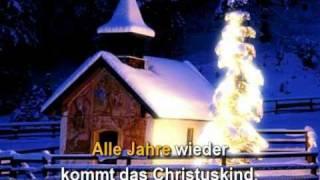 Merry Christmas Alle Jahre Wieder Karaoke